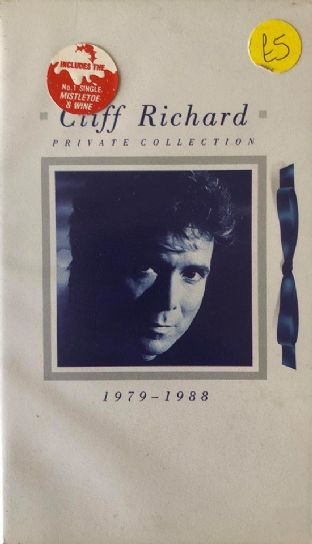 Cliff Richard - Private Collection: 1979-1988 (VHS)